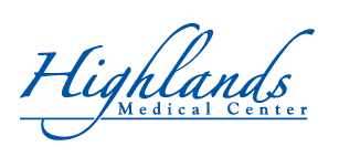 Highlands medical center logo